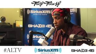 "Masta Ace Freestyle On DJ Tony Touch's ""Toca Tuesdays"" Shade 45 Ep. 6/14/16"