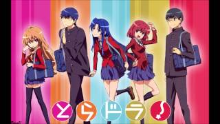 ToraDora Silky Heart (Opening 2) Male Version