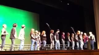 Glee Camp 2012 ~ Uptown Girl