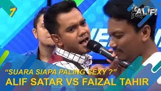 Sesi Jemming | Siapa Lagi Sexy? |  It's Alif!