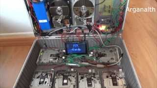 HDD and Floppy Music: Star Wars - Imperial March