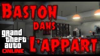 20 mille lieux sous la map - Baston dans l'appart à 500k - Gta 5 Online PS3 /PS4