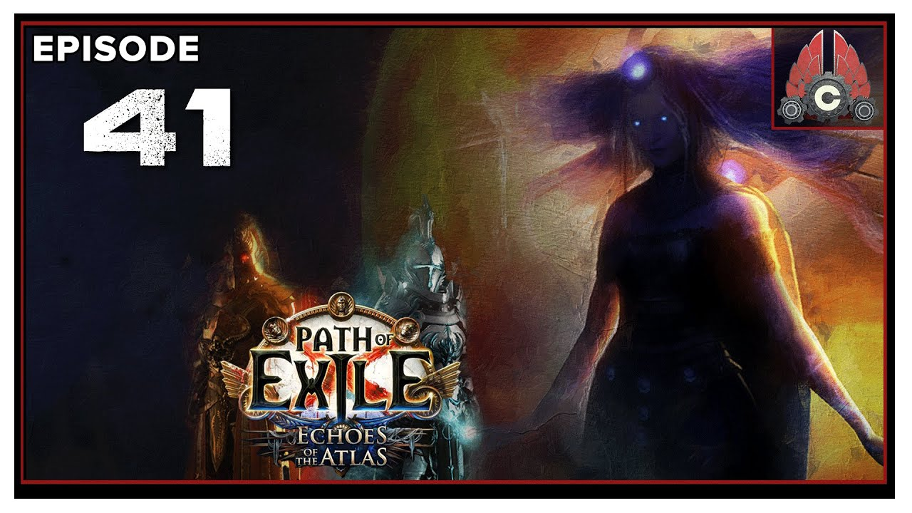CohhCarnage - CohhCarnage Plays Path of Exile: Echoes of the Atlas (Ziz's Blade Blast Champion Build) - Episode 41