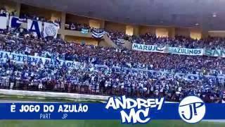 ANDREY MC part JP - É JOGO DO AZULÃO