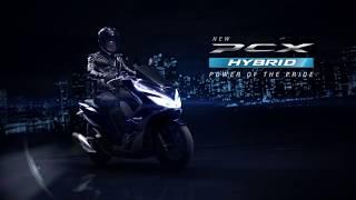 Honda New PCX Hybrid ที่สุดของผู้นำเทคโนโลยี Hybrid รายแรกของโลก!!