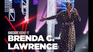 "Brenda Carolina Lawrence  ""Empire State of Mind"" - Knockout - Round 2 - TVOI 2019"