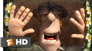 Shaun the Sheep Movie (2/10) Movie CLIP - Runaway Farmer (2015) HD