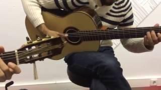 Fado Menor nas guitarras Lágrima