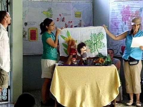 Wego orphange video 3 Jinotepe Nicaragua, Calvary Chapel Mission trip 2009