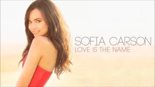 Sofia Carson   Love Is the Name  ardilla