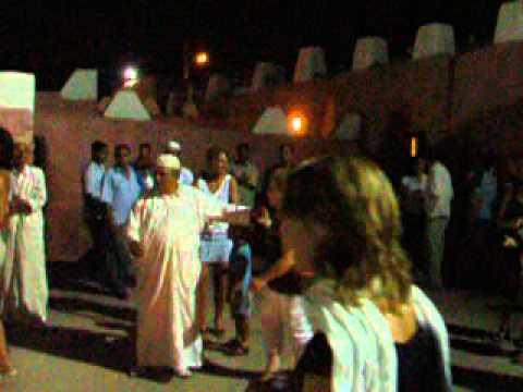 Morocco Dancing