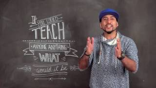 Doodle4Google 2016 | If I could teach anyone anything, it would be.. | Mad Stuff With Rob