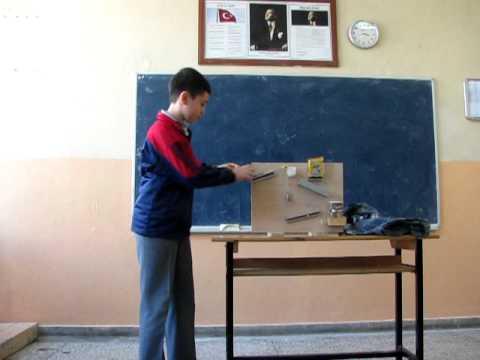 Murat Belen-İcadiye Fen ve Teknoloji Proje ödevi