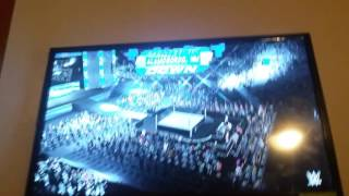 Playing WWE 2K16 my career mode as Chris Danger part 2