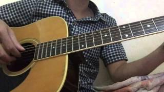 Bụi Phấn - Guitar Solo
