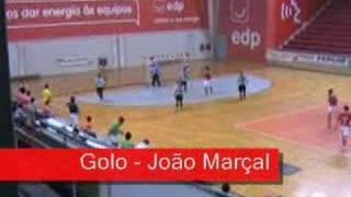 1ª Jornada - Benfica x Vila Verde - 1º Golo -- Joao Marçal