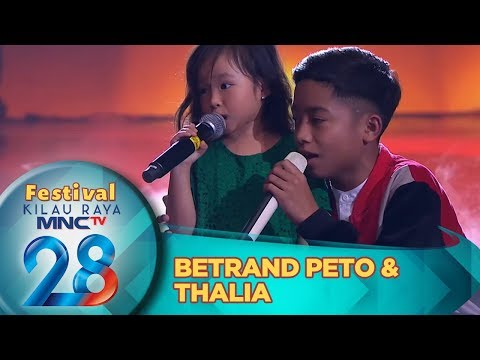 Download Video GEMESH BGT! Betrand Peto Ft Thalia [SAHABAT KECIL]  - Festival Kilau Raya 28