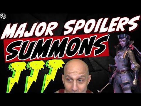 Major spoiler summons! Too many beers! | RAID SHADOW LEGENDS
