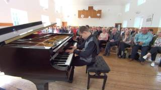 Clair de lune - Debussy performed by Ethan Loch 2016