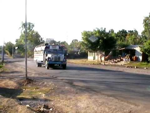 nicaragua – los pueblos blancos roadside