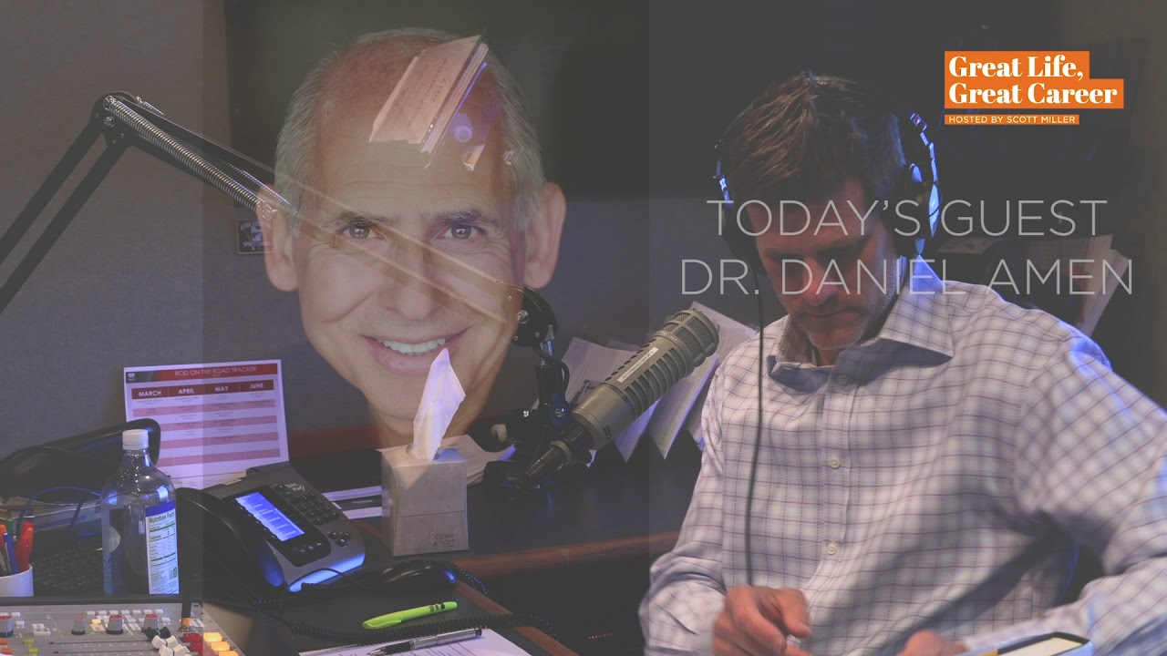 Dr. Daniel Amen Interview: Unlocking Your Brain's Healing Potential