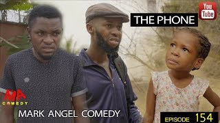 THE PHONE (Mark Angel Comedy) (Episode 154) width=