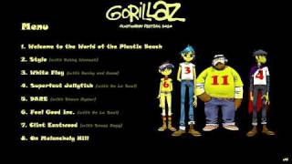 [MENU] Gorillaz at Glastonbury Festival 2010