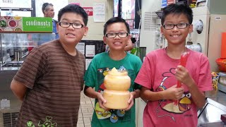 7-Eleven Slurpee Bring Your Own Cup Day 2015