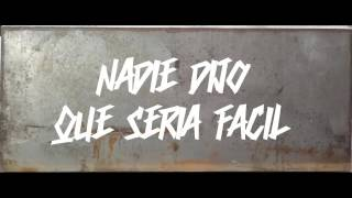 Nadie Dijo Que Seria Facil - Toser One, Zaiko & Nuco - PROXIMAMENTE  - Danix Mnk - 2016