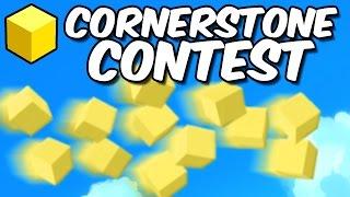 TROVE Cornerstone Contest | How to Enter (Open to PC & Console)