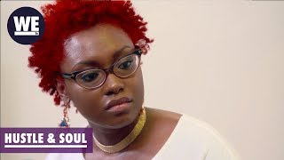 Lawrence Cuts Thandi Out | Hustle & Soul | WE tv