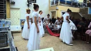 Ministério de dança Peniel ADMauá - Jesus, Filho de Deus (Fernandinho)