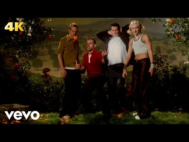 "Vídeo oficial de ""Don't Speak"" de No Doubt"