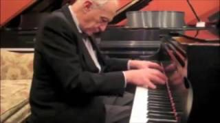 Scriabin Etude opus 8 No  12 in D# Minor played by Stanley Taub at Steinway Hall in New York
