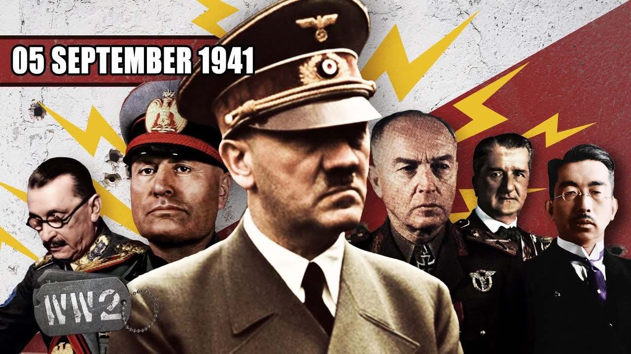 The war is two years old - WW2 - 106 - September 5, 1941