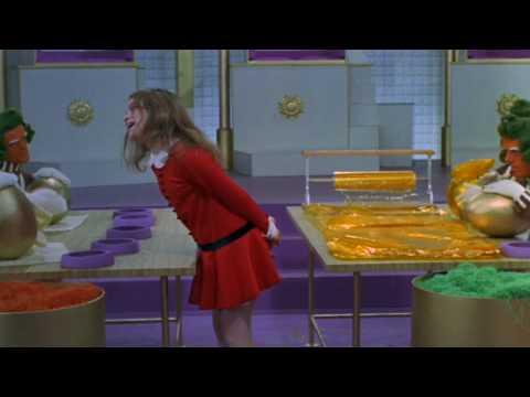 Veruca Salt de Willy Wonka Letra y Video