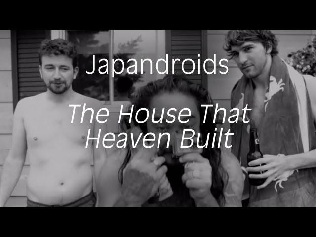 """Videoclip oficial de la canción """"That House That Heaven Built"""" de Japandroids."""