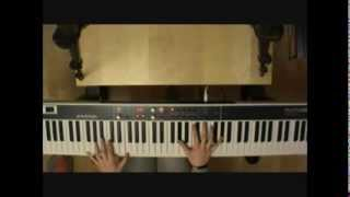 Panic! At the Disco - Nicotine (Piano Cover)