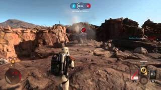 STAR WARS™ Battlefront™ Zona de impacto | Tiro al plato