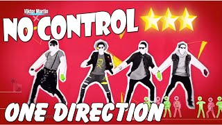 just dance 2016 - No Control - One Direction