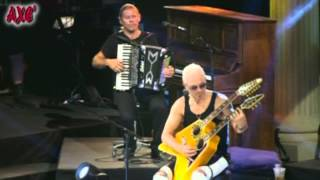 SCORPIONS[  WHEN THE SMOKE  IS GOING DOWN ]   LIVE UNPLUGGED