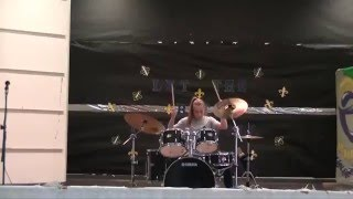 Ready Set Go - Royal Tailor (LillyNMusic Drum Cover Live)