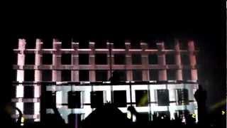 Calvin Harris [HD Parte4] - Hardwell & Showtek - How We Do (Original Mix) - CreamFields 2012 [CHILE]