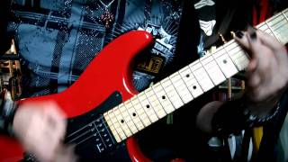 Chop Suey guitar cover WITH SOLO - System of a Down (Full HD)
