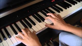 Mike Candys feat. Evelyn & Carlprit - Brand New Day (Piano-Cover)