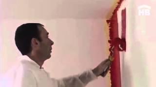 Comment faire disparaître les traces d'un rouleau de peinture ?