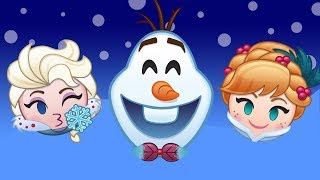 Olaf's Frozen Adventure As Told By Emoji | Disney