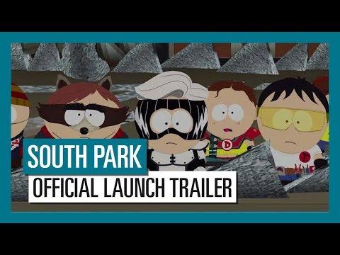 south park spel