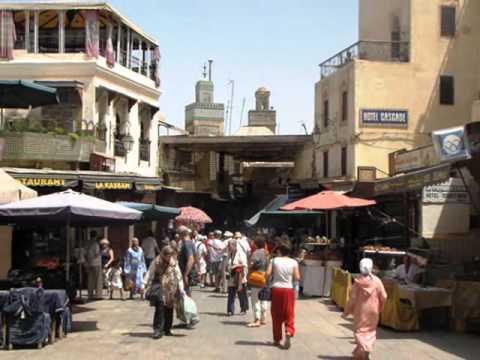 Brama Bab Bu Dżelud, Fez
