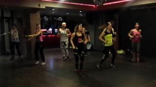 Laritza Bacallao - Que Suenen Los Tambores - Zumba Toning choreo by Magdalena Napierała
